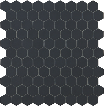 Ref. 903 Matt Black Hex