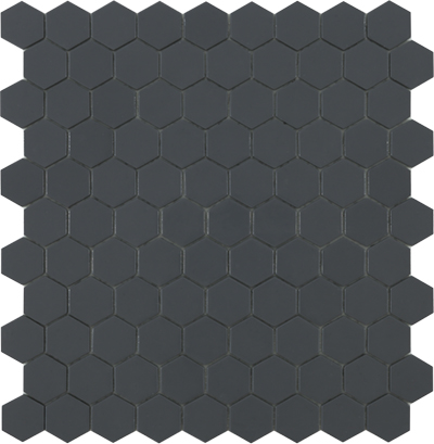 Ref. 908 Matt Dark Grey Hex