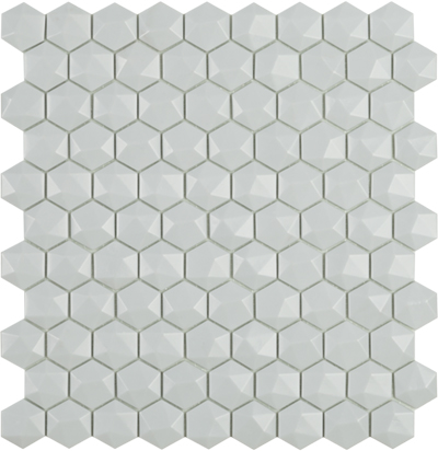 Ref. 909 D Matt Light Grey Hex