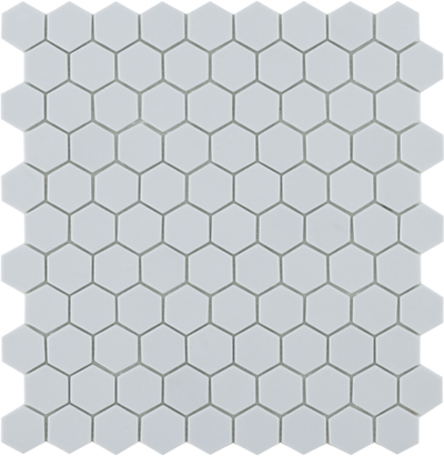 Ref. 909 Matt Light Grey Hex