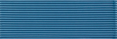 Extruded Lines Blue 5x15